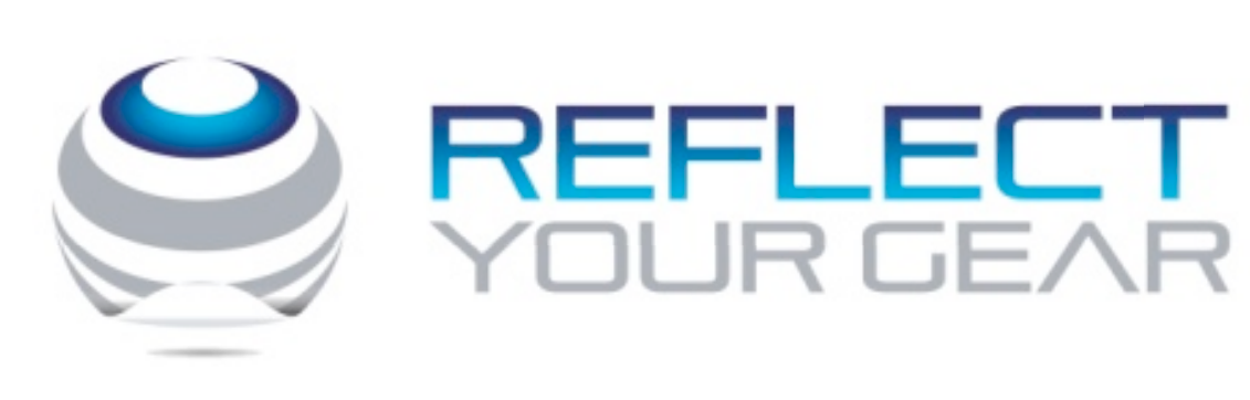 Reflect Your Gear Logo
